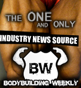 Bodybuilding Weekly Button