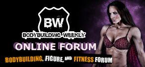 Bodybuilding Weekly Online Forum